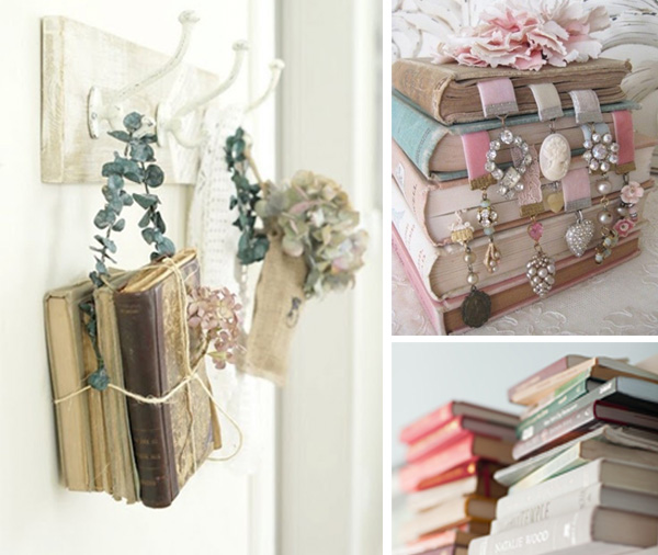 Tag archive for decoraci n page 14 for Decoracion con libros